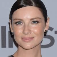 Caitiona Balfe's Golden Globes Makeup Info